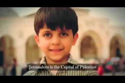 al- quds is the capital of Palestine